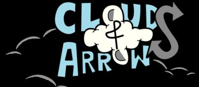 Clouds & Arrows Logo